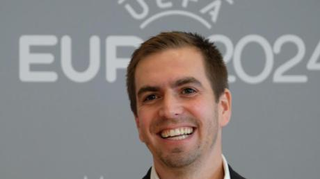 OK-Chef für die EM 2024 in Deutschland: Philipp Lahm.