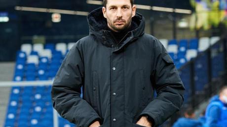 Sandro Schwarz, Trainer von Dynamo Moscow FC und früherer Trainer von Mainz, möchte vorerst in Russland bleiben.