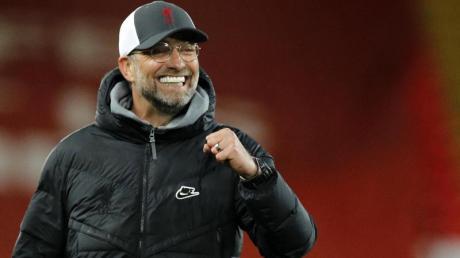 Will mit dem FCLiverpool in die Königsklasse: Trainer Jürgen Klopp.