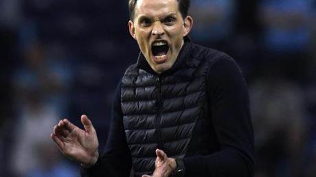 Thomas Tuchel deutete eine mögliche Vertragsverlängerung beim FC Chelsea an.