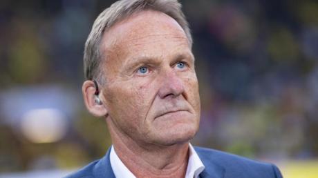 Dortmunds Geschäftsführer: Hans-Joachim Watzke.