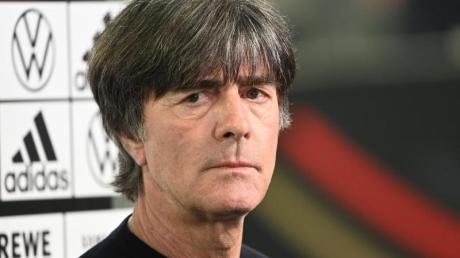 Bundestrainer Joachim Löw will vor allem an den Feinheiten seiner Mannschaft feilen.