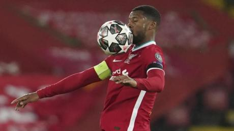 Wechselt von Liverpool nach Paris: Georginio Wijnaldum.