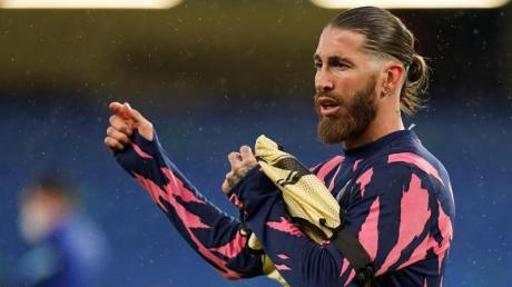 Wechselt wohl für zwei Jahre zu Paris Saint-Germain: Sergio Ramos.