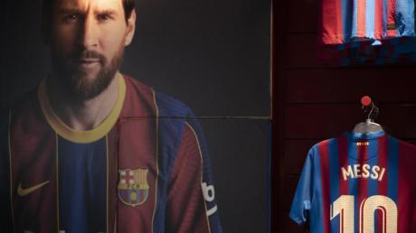 Auch das «schlechteste Team der Welt» hat Lionel Messi ein, wohl nicht ernst gemeintes, Angebot gemacht. Nur die 10 darf er nicht tragen.