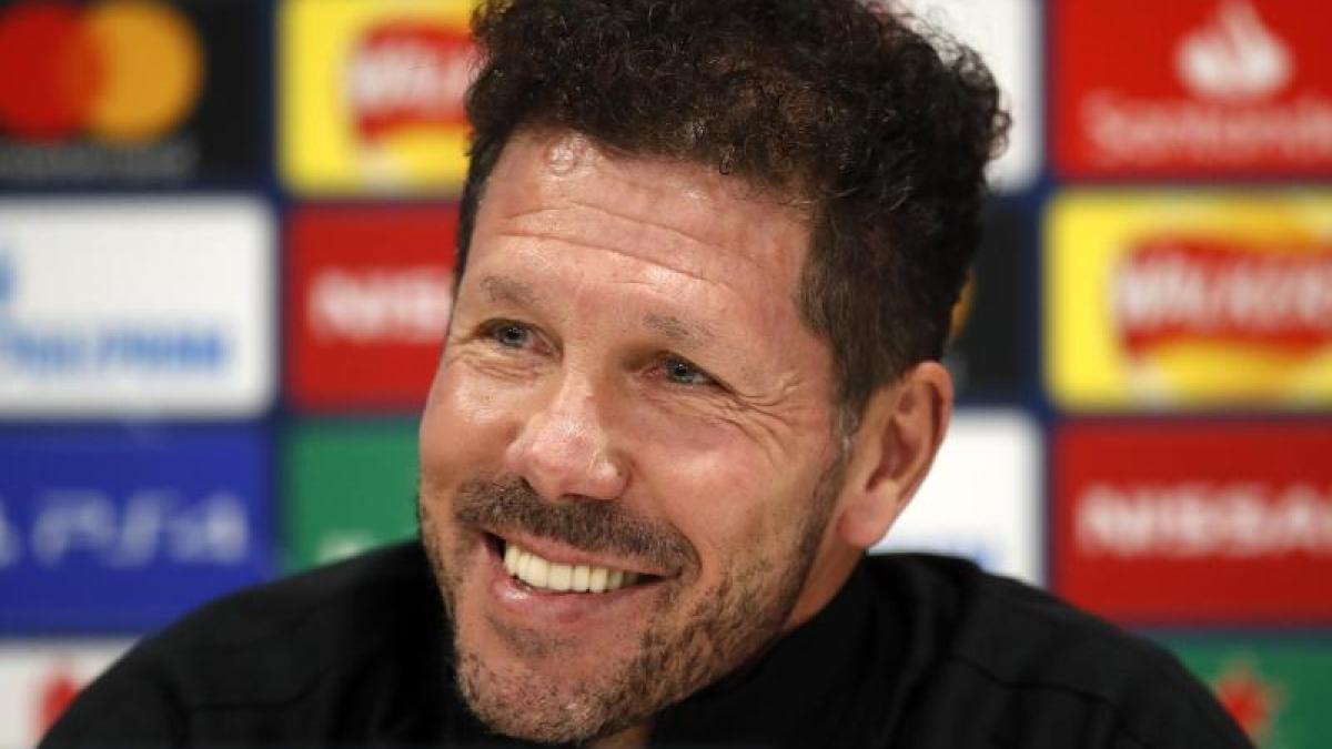 Primera División: Trainer Simeone verlängert bei Atlético Madrid