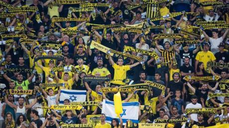 Teile der Fanszene von Beitar Jerusalem gelten als sehr rechts.
