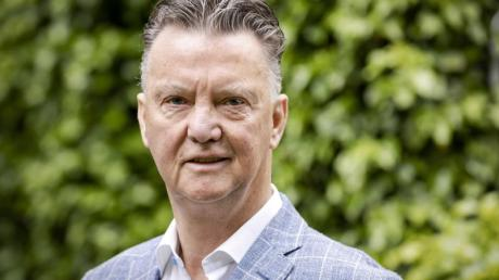 War in der Vergangenheit bereits zweimal niederländischer Fußball-Nationaltrainer: Louis van Gaal.
