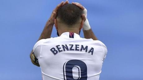 Fällt wegen einer Corona-Infektion vorerst aus: Karim Benzema.