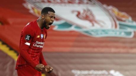 Hat seinen Vertrag beim FC Liverpool nicht verlängert: Georginio Wijnaldum.