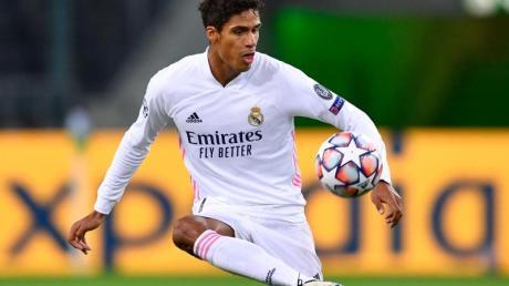 Raphael Varane wird Real Madrid Berichten zufolge verlassen.