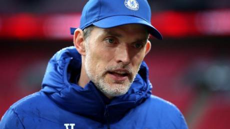 Thomas Tuchel ist der Trainer des FC Chelsea.