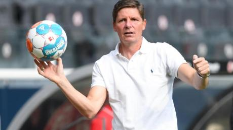 Fehlt Eintracht Frankfurt beim Europa-League-Auftakt: Trainer Oliver Glasner.