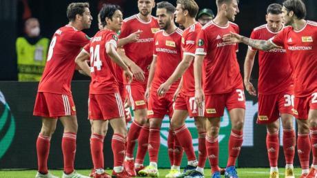 Union Berlin feierte gegen Maccabi Haifa einen souveränen Heimsieg.