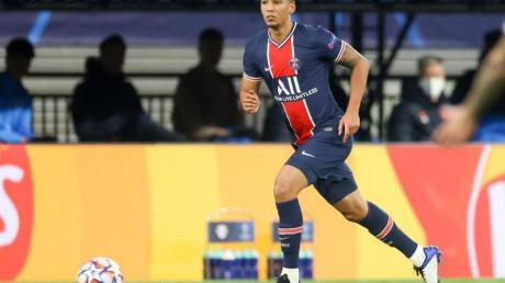 Will sich bei Paris Saint-Germain durchsetzen: Thilo Kehrer.