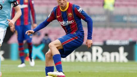 Hat in der spanischen Nationalmannschaft und beim FC Barcelona starke Leistungen gezeigt: Pedri.