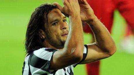 Der Brasilianer Amauri von Juventus Turin ist schon wieder verletzt.