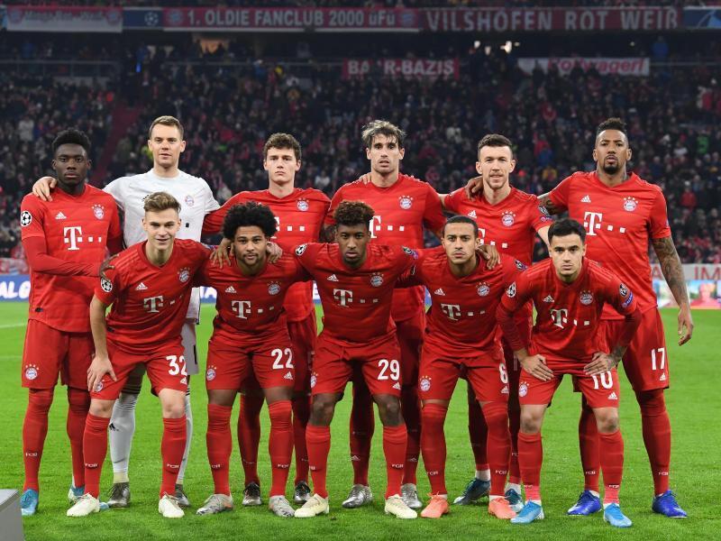 Spieltage Fc Bayern