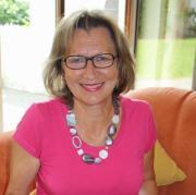 Heidemarie Brosche war beim Vorlesetag mit von der Partie.