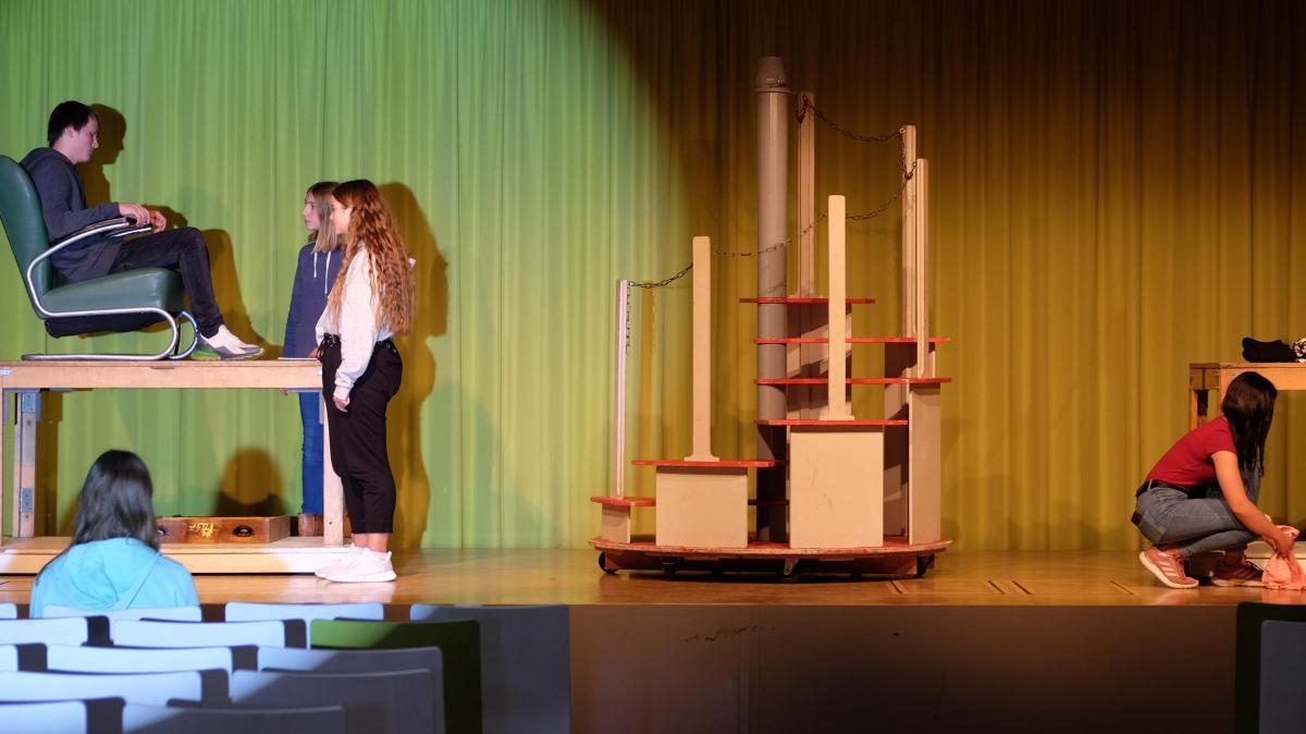 """Theater in Pfuhl: """"Icebreaker"""" gegen Depression - Augsburger Allgemeine"""