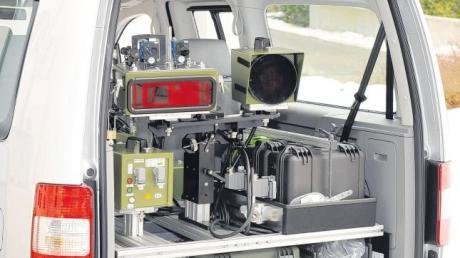 Achtung Autofahrer: In Balzhausen wird demnächst die Geschwindigkeit kontrolliert.