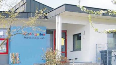 Der Kindergarten in Balzhausen, der von der Kirchenstiftung St. Vitus betrieben wird, stand in der Kritik von Bürgermeister Gerhard Glogger, der künftig bei Personalentscheidungen besser eingebunden werden will.
