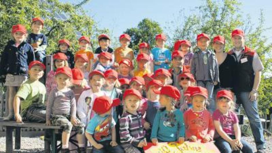 Geburtstag Grund Zum Feiern Im Kindergarten Nachrichten Krumbach