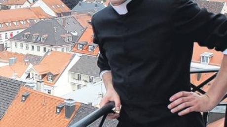 Die beiden letzten Jahre seines beruflichen Werdegangs verbrachte Konrad Bestle als Diakon in Weilheim.