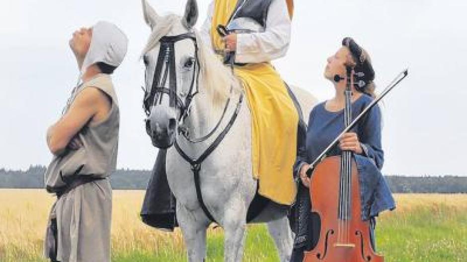 Literaturherbst Don Quijote Reitet In Krumbach Ein Nachrichten