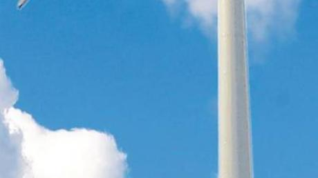 Windkraft, nein danke: Anlagen kommen im Kammeltal Schönenberg und Behlingen zu nahe.