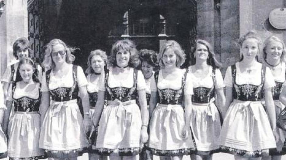 Ruckblick Auf Die Olympischen Spiele 1972 Bayerischer Charme Fur Die Welt Mittelschwabische Nachrichten