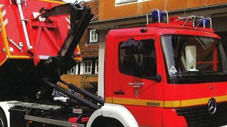 Ein Feuerwehreinsatz in Neuburg ging glimpflich ab (Symbolbild).