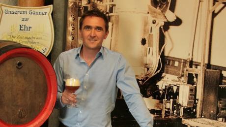 Bier gilt vielen als schlichter und möglichst billiger Durstlöscher. Dass die verschiedenen Biersorten wesentlich mehr sind, will den Konsumenten der Günzburger Bier-Sommelier Georg L. Bucher vermitteln.