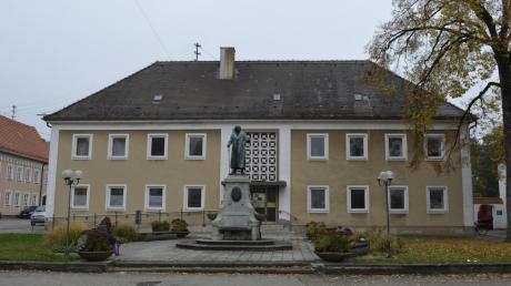 Das ehemalige Rathaus bleibt ein Zankapfel in Thannhausen.