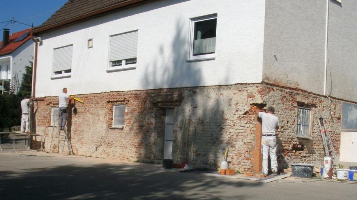 sch tzenheim auerhahnsch tzen renovieren nachrichten krumbach augsburger allgemeine. Black Bedroom Furniture Sets. Home Design Ideas