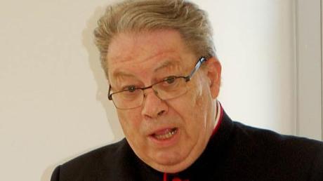 Prälat Ludwig Gschwind geht partiell in den Ruhestand.