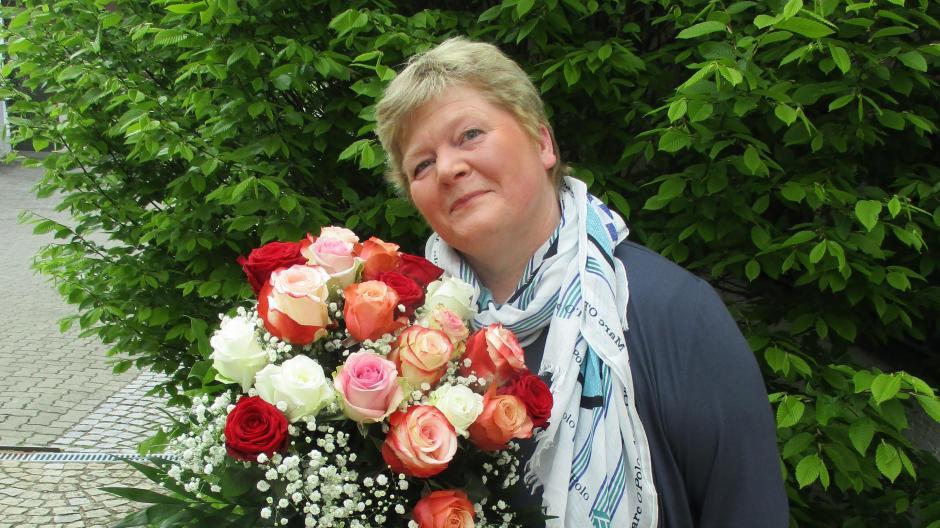 wie viele rosen schenken