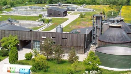 Rund 60000 Euro zahlt Neuburg der Stadt Krumbach für Investitionen an der Kläranlage. Mehrere neue Installationen sind dort geplant.