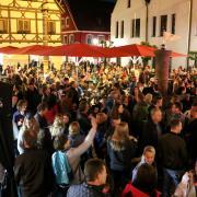 Live-Musik auf dem Krumbacher Marktplatz: Am Samstag, 26. Juni, startet wieder die Veranstaltungsreihe.