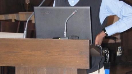 Yacouba Sedou, Pastor und Leiter der Organisation Hosanna Institute du Sahel.