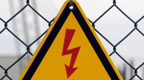 Am Montagabend fiel in Leipheim stellen- und zeitweise der Strom aus.