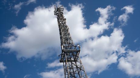 An Silvester steigt die Nutzung mobiler Daten stark an.