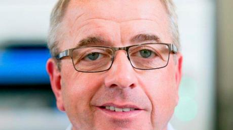 Erwin Haider, 53, Zweiter Bürgermeister, wird bei der Kommunalwahl als Bürgermeisterkandidat von Münsterhausen antreten.
