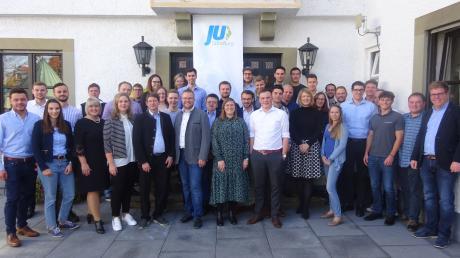 Mit einer eigenen Liste und mit einem engagierten Wahlkampf will der JU-Kreisverband Günzburg die Kreistagswahl im März 2020 erfolgreich gestalten.