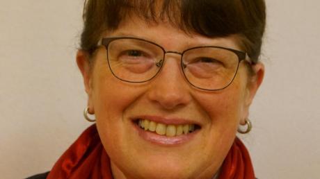 Gabi Schmucker kandidiert bei den Kommunalwahlen 2020 als Bürgermeisterin der Gemeinde Ellzee.