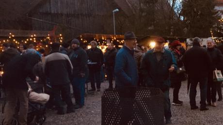 Der Dorftreff beim Strehle veranstaltet am Sonntag, 1. Dezember, in der Ortsmitte Balzhausens mit weiteren örtlichen Vereinen und einigen privaten Ausstellern die 2. Balzhauser Dorfweihnacht.