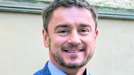 Bernd Langbauer kandidiert als Bewerber für das Bürgermeisteramt in Deisenhausen.