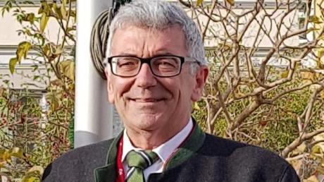 Peter Schoblocher ist der Bürgermeister-Kandidat der Freien Wähler.