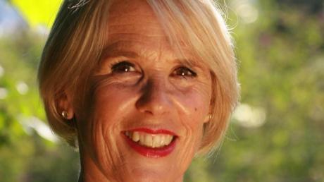 Angelika Hosser (Grüne) möchte Bürgermeisterin in Krumbach werden.