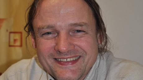 Harald Lenz sitzt seit zwölf Jahren für die Grünen im Kreistag und will nun in seiner Heimatgemeinde Ebershausen Bürgermeister werden.